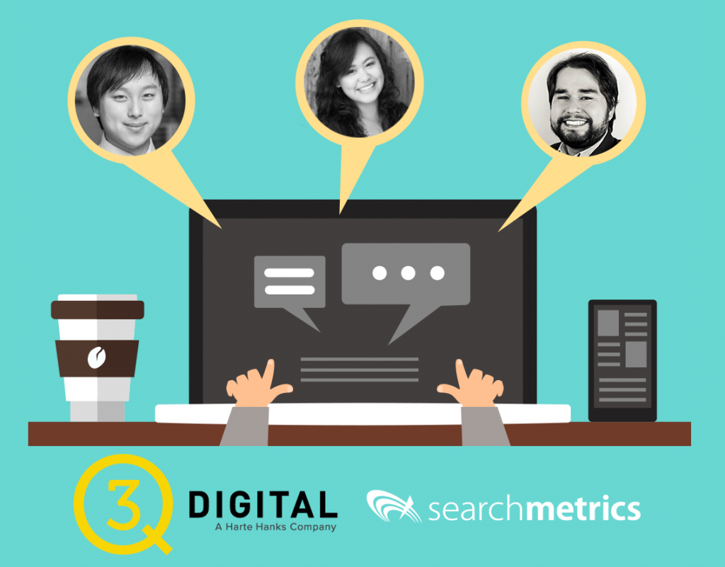 Searchmetrics Session: 3Q Digital Promo Image