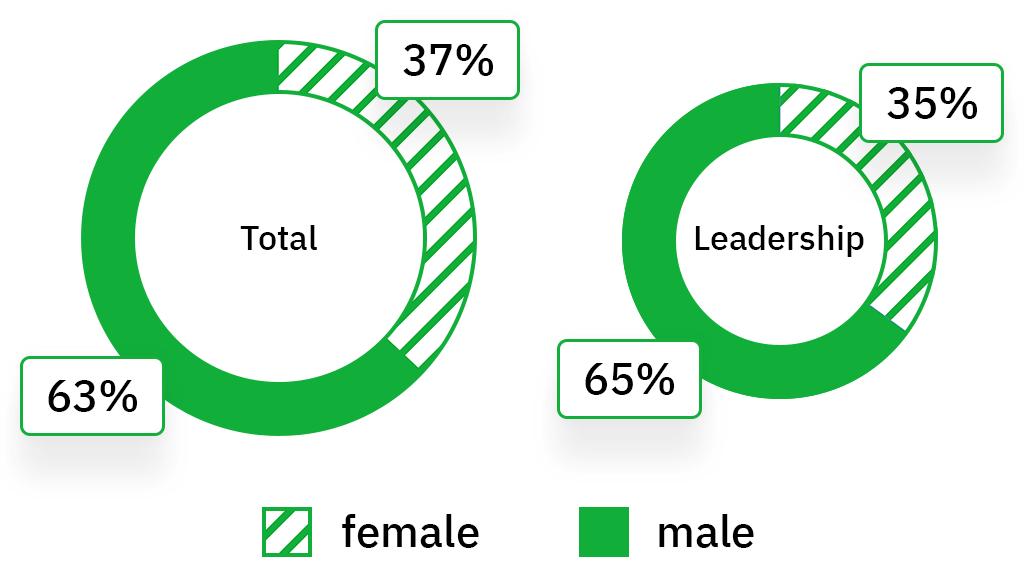 Searchmetrics Gender Demographics