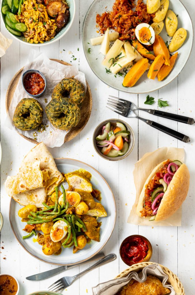 Case Study: JustEat- Different Food Items