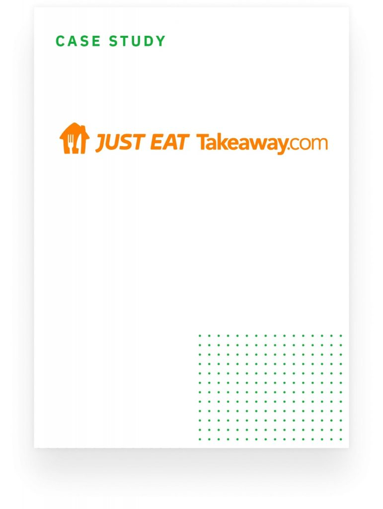 Just Eat Overview Graphic