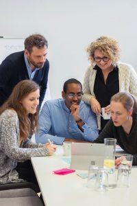 Die Searchmetrics Digital Strategies Group arbeitet an ganzheitlichen Lösungen für Ihre Kunden.