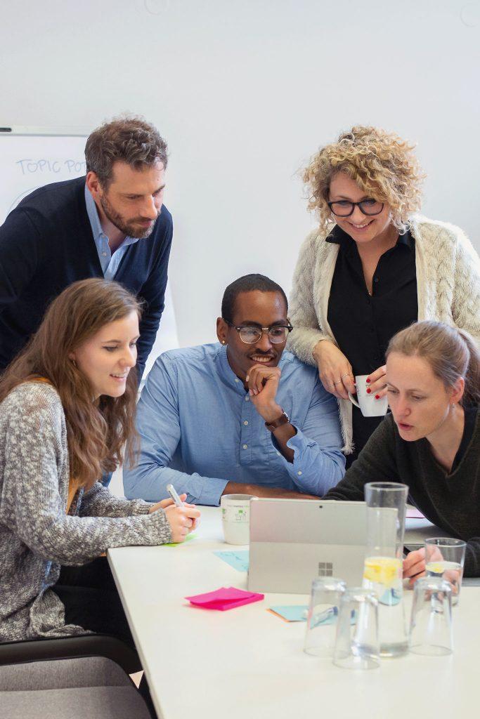 Searchmetrics Digital Strategies Group: How we work