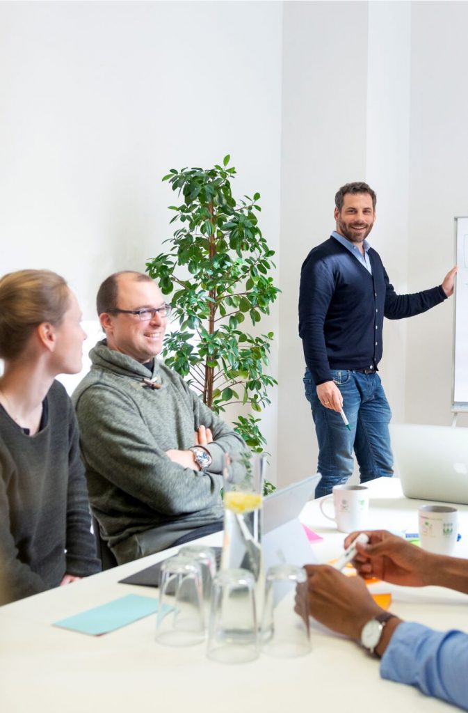 Searchmetrics Digital Strategies Group: So arbeiten wir