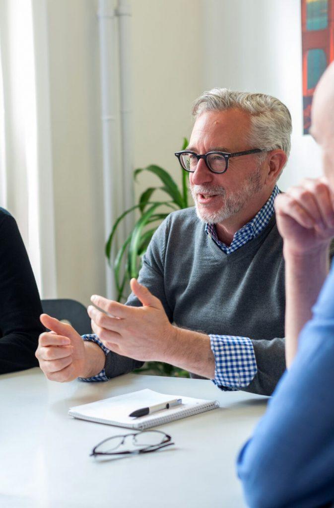 Searchmetrics Digital Strategies Group: Wir prüfen Ihre Inhalte auf Performance, Struktur, UX, Qualität und Relevanz.