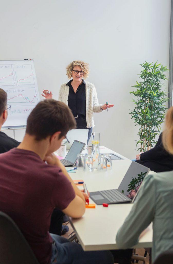 Searchmetrics Digital Strategies Group: Content Workshops für für erfolgreiches Content Marketing