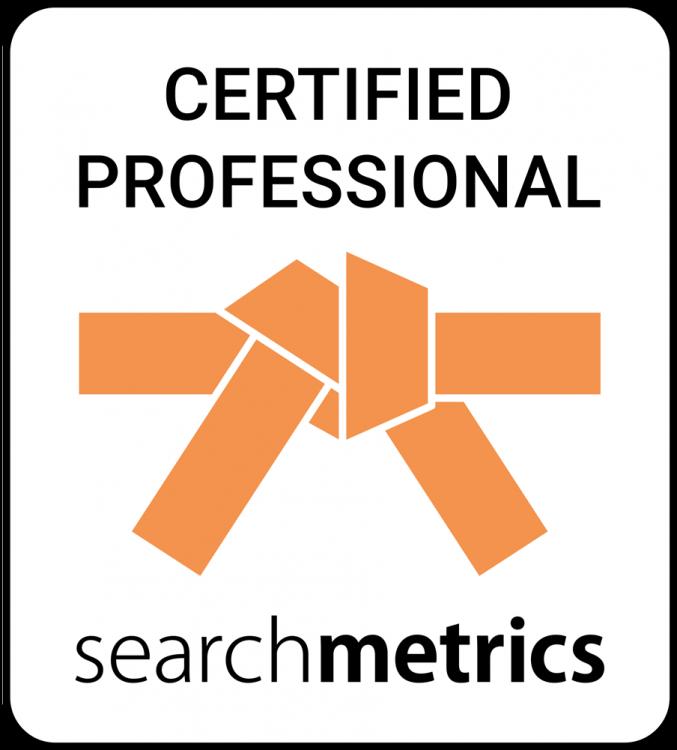 Searchmetrics Events: Logo Searchmetrics2