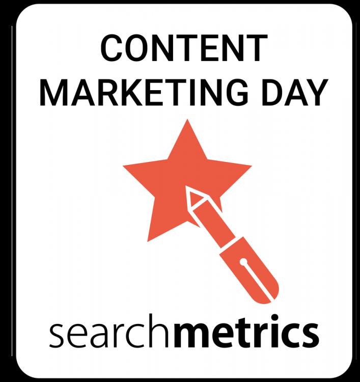 Searchmetrics Events: Logo Marketing