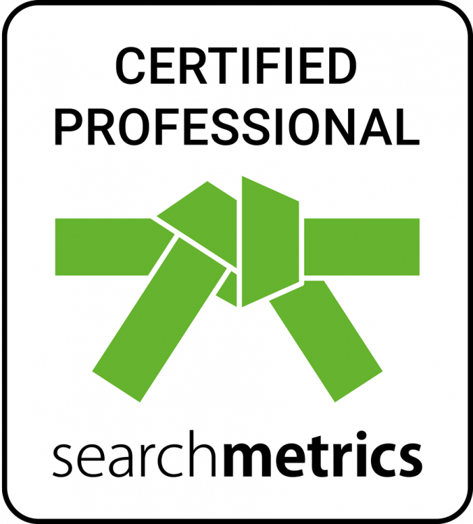 Searchmetrics Events: Green Belt