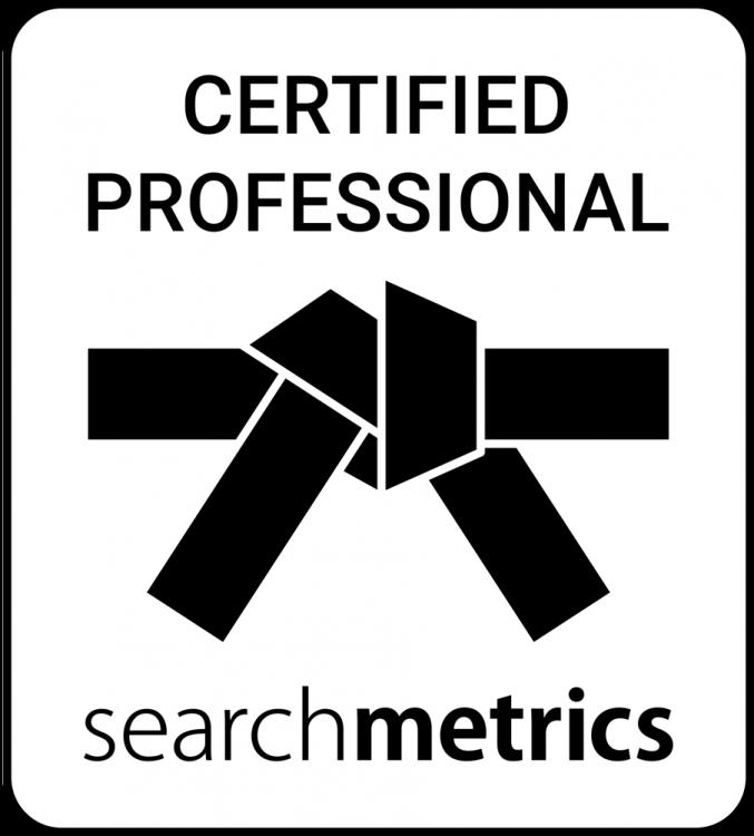 Searchmetrics Events: Black Belt