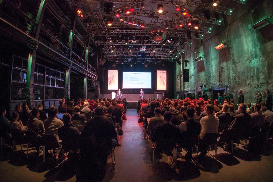 Searchmetrics Events: Summit Berlin 2017 Kesselhaus