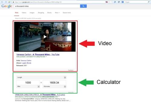Searchmetrics Studien: Google