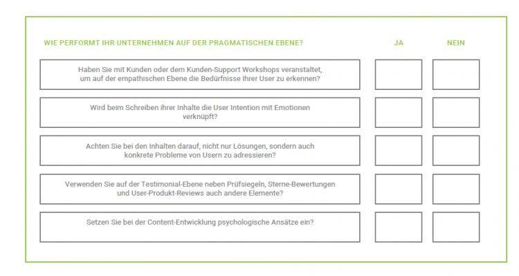 Searchmetrics Studie: Digitaler Erfolgsfaktor Linguistik - Fragen