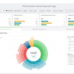 Searchmetrics Search Experience: Tag Performance