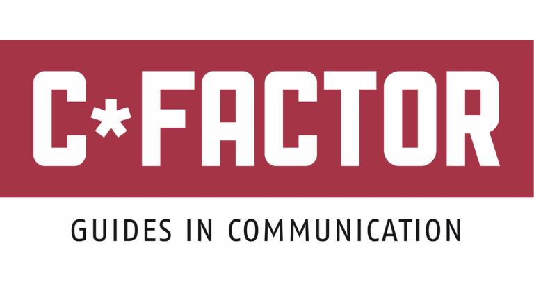 C-Factor Logo - Partner