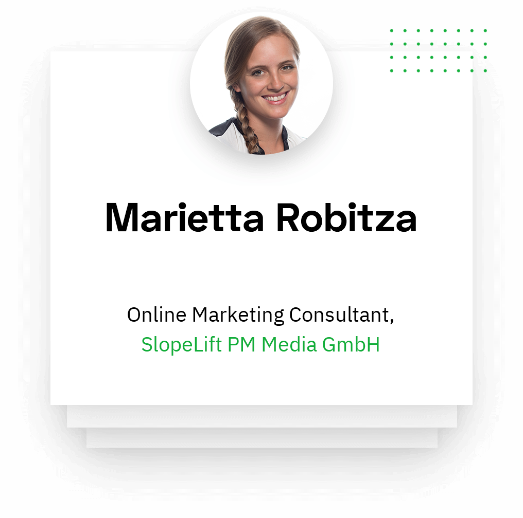 Case Study SlopeLift DM Marietta Robitza